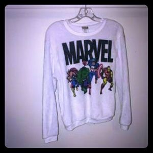 Marvel sweater!